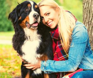 Frau Hund Tierkommunikation lernen